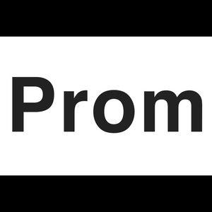 Dresses & Skirts - Prom!